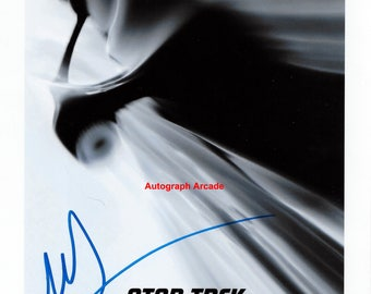 MICHAEL GIACCHINO Star Trek Signed Original Autographed Photo 8x10 COA #1