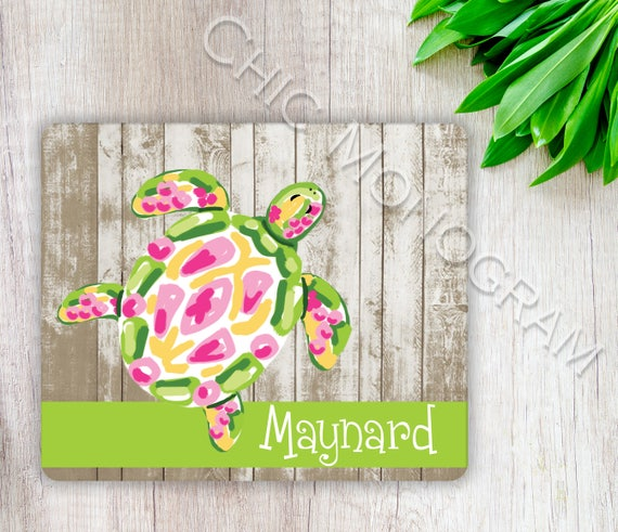 Personalized Trivet Easter Gift for Mom Sea Turtle Trivet Housewarming Gift Personalized Hardboard Kitchen Hot Pad Table Protector Turtle