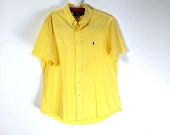 Vintage Man's Ralph Lauren Polo Shirt