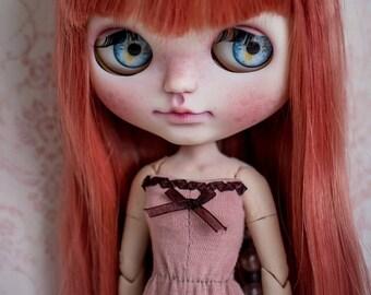 SUMMER SALE!!! Adrianne (OOAK Custom Blythe doll)