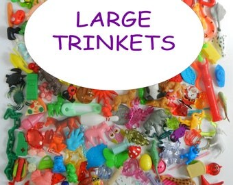 LARGE TRINKETS for teaching, sensory boxes, sensory bins, I spy bins, Educational toys, Teacher aids, Games, SLP, Speech therapy