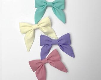 Spring Sailor Bow Set, Sailor bows