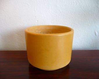 Gainey Ceramics C-6 Planter Mid Century Modern Pottery