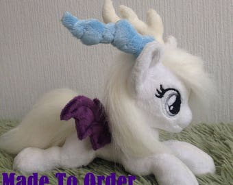 Plushie Boo - Fallout: Equestria - Project Horizons - Made To Order