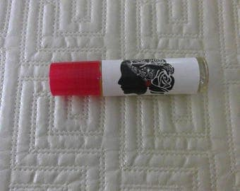 Organic all natural hair serum