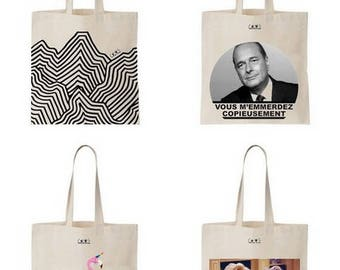 Choose any 2 totebags