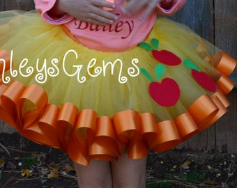 My Little Pony Applejack, My Little Pony Birthday Outfit, My Little Pony Dress, My Little Pony Birthday, Applejack, My Little Pony