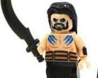games of thrones lego: Khal Drogo