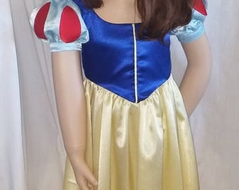Snow White Costume   -- Made to order
