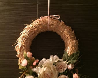 Rose wreath #2