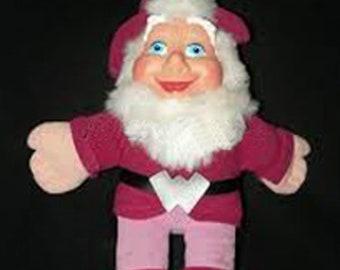 1981 Welchkins Plush Elf Gnome Doll Welchs Foods
