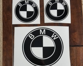 BMW 3 Pack Decal (PN-1100)
