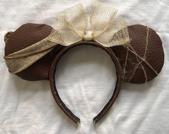 Indiana Jones inspired Mickey Mouse Ears