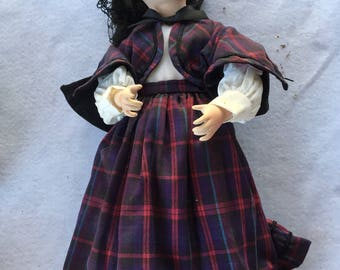 Vintage Ashton Drake Little Women Porcelain  Story Doll JO