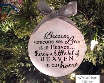 Heaven Christmas Ornament
