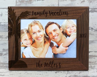 Personalized Picture Frame, Personalized Photo Frame, Custom Picture Frame,  Housewarming Gift, Girlfriend