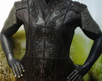 Vikings Armour - 4th season - ShieldMaiden Armour - Lagertha Armour - Medieval Armour - Woman Armour - Armour
