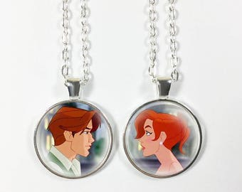 Choose from 6 images! - Anastasia Pendant or Keychain