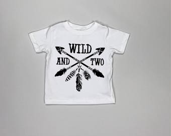 Wild and Two, I am Two, Two Cute, 2nd birthday shirt, second birthday shirt, I'm two lets party, two handsome, two cool, birthday shirt