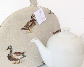 Tea Cosy, Ducks Tea Cosy, Ducks, Tea Time!, Kitchen Accessories, Mallards Tea Cosy,