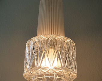 "Original ""Limburg"" Hanging Lamp from the 70s"