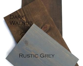 Blank Wood Sign / Vinyl Wood Canvas