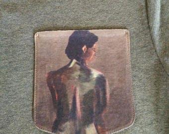 Becky Slivinsky Collaboration Pocket Shirt