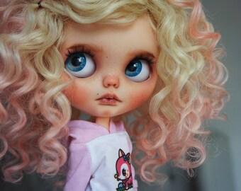 "OOAK Custom Blythe Doll ""ALEITHIA"" by Cihui"
