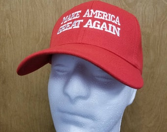 Make America Great Again Hat Donald Trump Baseball Cap Best Quality MAGA Hat US President USA Republican Conservative Supporter Gift Idea