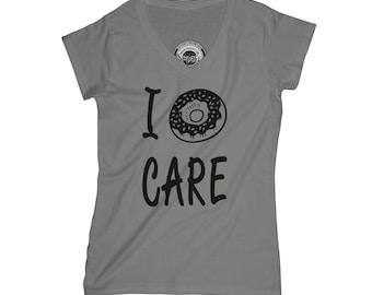 Doughnut t- shirt  doughnut care t shirt funny t-shirt food t-shirt hipster t-shirt aesthetic t-shirt anime t-shirt maternity gown  APV13