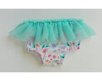 RTS Floral Tutu Bloomers