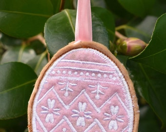 Easter Cookie Ornaments