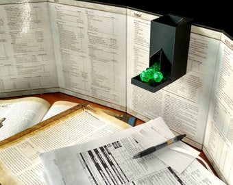 The Dungeon Master Dice Tower