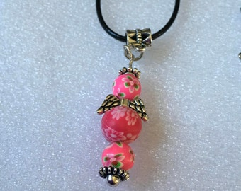 ApoloAngels Pendant Necklace, Guardian Angel