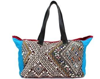 Kilim-Kilim Shopper Bag Tote