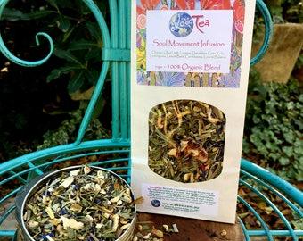 Soul Movement 50gm - 100% Organic herbal tea