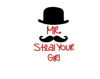 Mr Steal Your Girl Etsy - Hairstyle steal your girl
