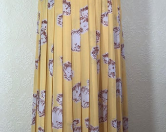 1980's does 1940's style skirt