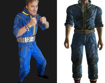 Fallout Jumpsuit Cosplay