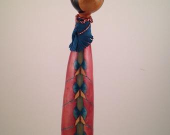 moongirl original gourd art