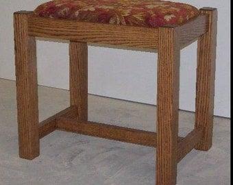 20  Vanity Bench / Upholstered Seat & Vanity bench | Etsy islam-shia.org