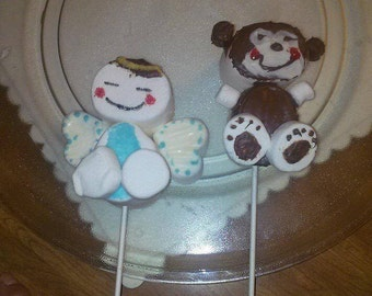 hand made ideas/candy/favors any occasion  any idea is a big idea
