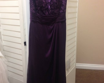Special occasion long Dress size 16