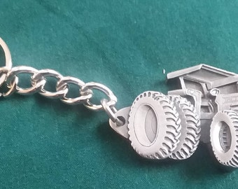 """New  """"Oliver 2255"""" Key Chain Made For the 2005 HPOCA Summer Show 1 of Only 500 Made, Last Oliver Tractor Off The Line in Charles City, IA."""