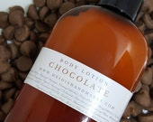 Chocolate Lotion - Chocolate Body Lotion - Chocolate Hand and Body Lotion - For Chocolate Lovers - Chocolate Gift