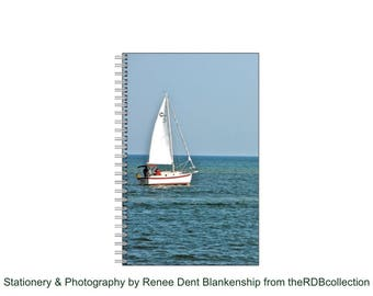 Sailboat Journal - Gulf Notebook