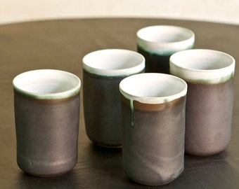 Ceramic Cup without handles