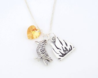 Rachel Amber. Life is Strange Before the Storm Necklace