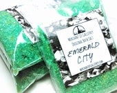 Emerald City ~ Merchant Of Gallifrey original bath salt
