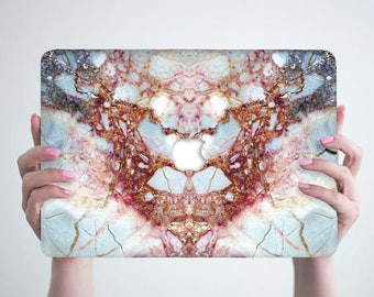 Rose Marble Macbook Pro Case Marble Laptop Case Macbook Hard Case Macbook Air Marble Macbook Air 13 Marble Macbook Macbook Pro 2016 Case